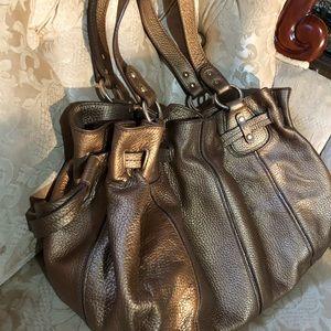 Sigrid Olsen Gold/copper purse